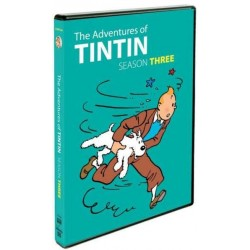 ADVENTURES OF TINTIN - 3 SEASON