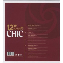 "CHIC 12"" SINGLES COLLECTION"