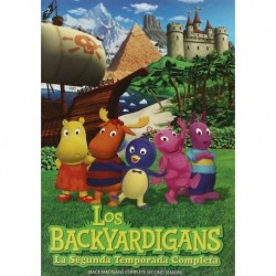 LOS BACKYARDIGANS - 2 SEASON