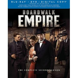 BOARDWALK EMPIRE - 2 SEASON