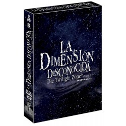 LA DIMENSION DESCONOCIDA - 1 TEMPORADA