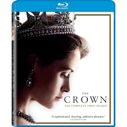 THE CROWN - 1 SEASON