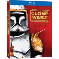 STAR WARS - CLONE WARS - 1 SEASON
