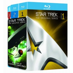 STAR TREK - 1 - 3 SEASON