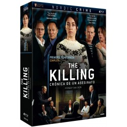 THE KILLING - 1 SEASON