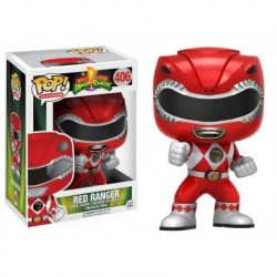 Pop! 406: Power Rangers / Mighty Morpin - Red Ranger