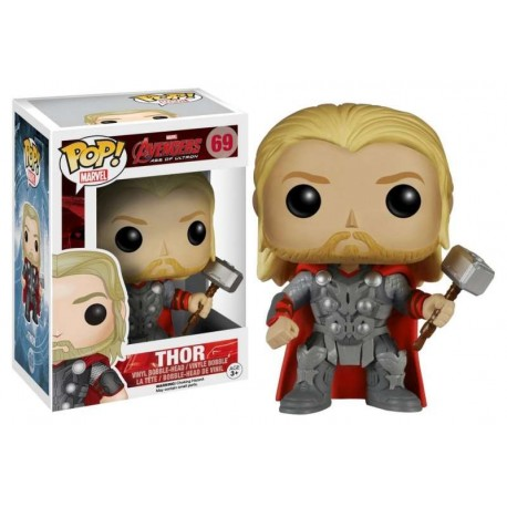 Pop! 69: Avengers - Age of Ultron / Thor