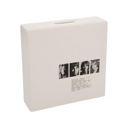 THE BEATLES - WHITE ALBUM - BOX BANK