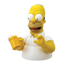HOMERO SIMPSON - BUST BANK