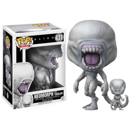 Pop! 431: Alien Covenant / Neomorph with Toddler
