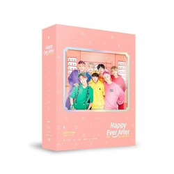 BTS - 4TH MUSTER - HAPPY EVER AFTER