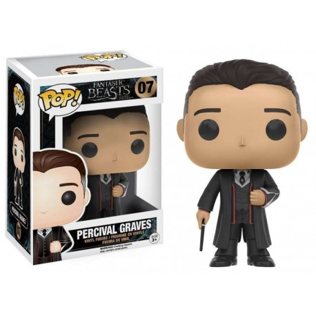 Pop! 07: Fantastic Beasts & Where to Find Them / Percival Graves