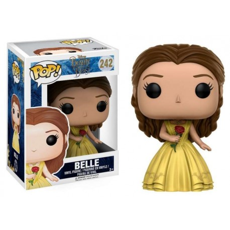 Pop! 242: Belle and the Beast / Bella