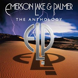 EMERSON & LAKE & PALMER ‎– THE ANTHOLOGY