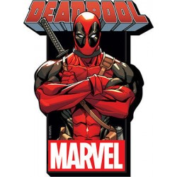 DEADPOOL - MAGNETICO