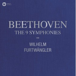 WILHELM FURTWANGLER - BEETHOVEN : 9 SYMPHONIES DELUXE COLLECTION