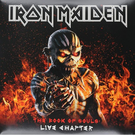 IRON MAIDEN - THE BOOK OF SOULS : LIVE CHAPTER
