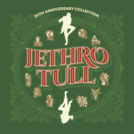 JETHRO TULL - 50 ANNIVERSARY COLLECTION