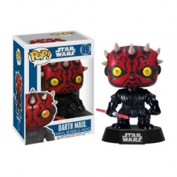 Pop! 09: Star Wars - The Phantom Menace / Darth Maul