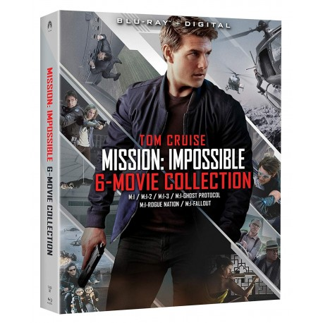MISION IMPOSIBLE - COLLECTION