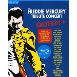 QUEEN + THE FREDDIE MERCURY - TRIBUTE CONCERT