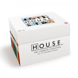 HOUSE - THE COMPLETE COLLECTION