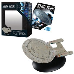 STAR TREK - USS ENTERPRISE NCC 1701-D