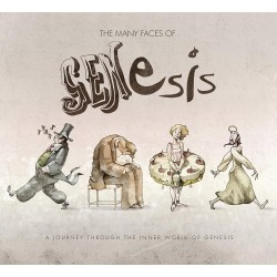 GENESIS - THE MANY FACES OF