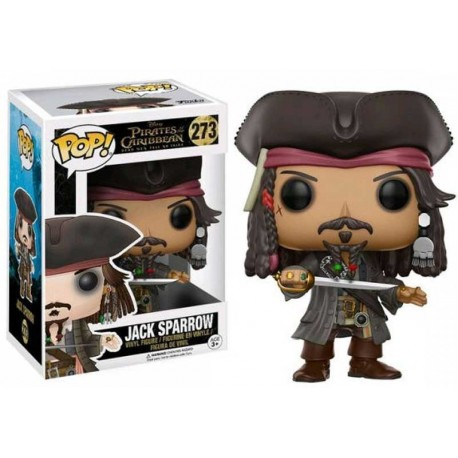 Pop! 273: Piratas del Caribe / Jack Sparrow