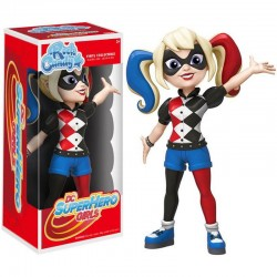 Rock Candy: DC Super Hero Girls / Harley Quinn