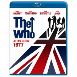 THE WHO AT KILBURN 1977