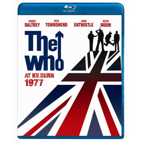 BLU-RAY THE WHO AT KILBURN 1977