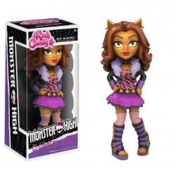 Rock Candy: Monster High / Clawdeen Wolf