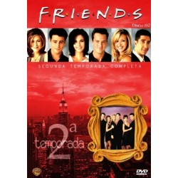 FRIENDS - TEMPORADA 2