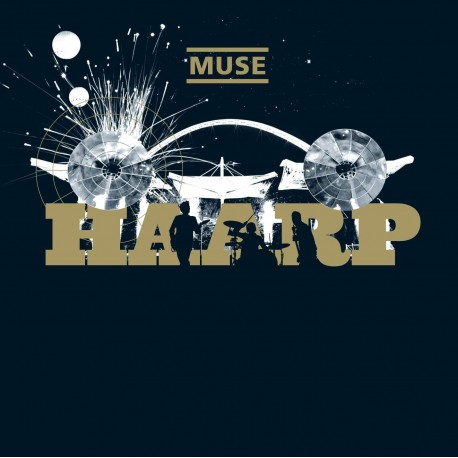 Muse - H.A.A.R.P. + CD