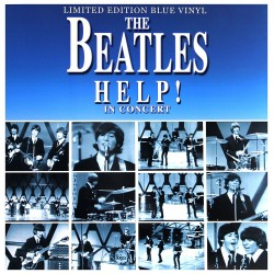 THE BEATLES - HELP IN CONCERT