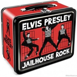 ELVIS PRESLEY - JAILHOUSE ROCK - LUNCH BOX