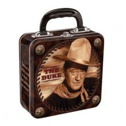 JOHN WAYNE - THE DUKE - LUNCH BOX