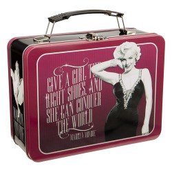 MARILYN MONROE - I JUST WANT TO BE WONDERFUL - LUNCH BOX