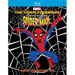 SPIDERMAN - THE COMPLETE SERIES