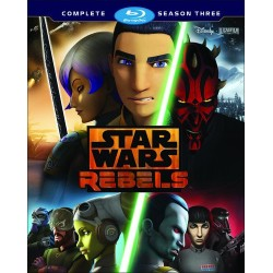 STAR WARS - REBELS - SEASON 3