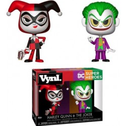 Vynl: Batman / Harley Quinn and The Joker