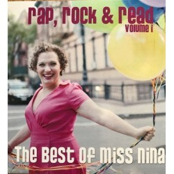 MISS NINA - THE BEST OF RAP - RAP ROCK & READ VOL 1