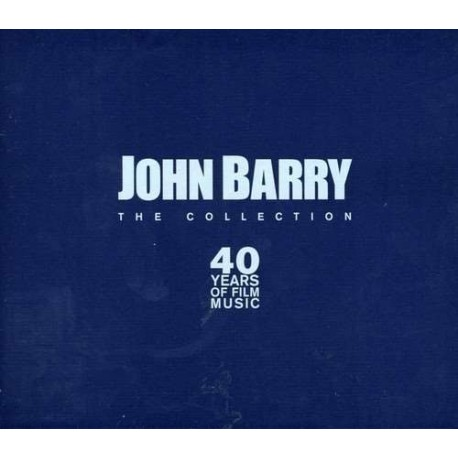 40 YEARS OF FILM MUSIC - JOHN BARRY THE COLLECTION