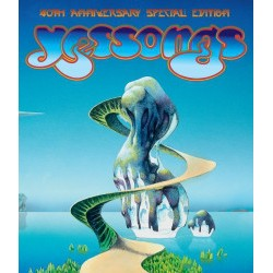 YES - YESSONGS - 40 ANNIVERSARY
