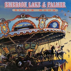 EMERSON LAKE & PALMER - BLACK MOON