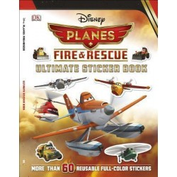 PLANES - FIRE & RESCUE - ULTIMATE STICKER BOOK