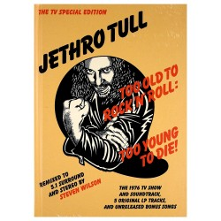 JETHRO TULL - TOO OLD TO ROCK N´ ROLL