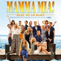 MAMMA MIA - HERE WE GO AGAIN - SOUNDTRACK