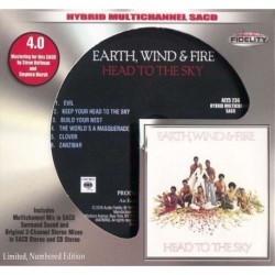 EARTH WIND FIRE - HEAD TO SKY